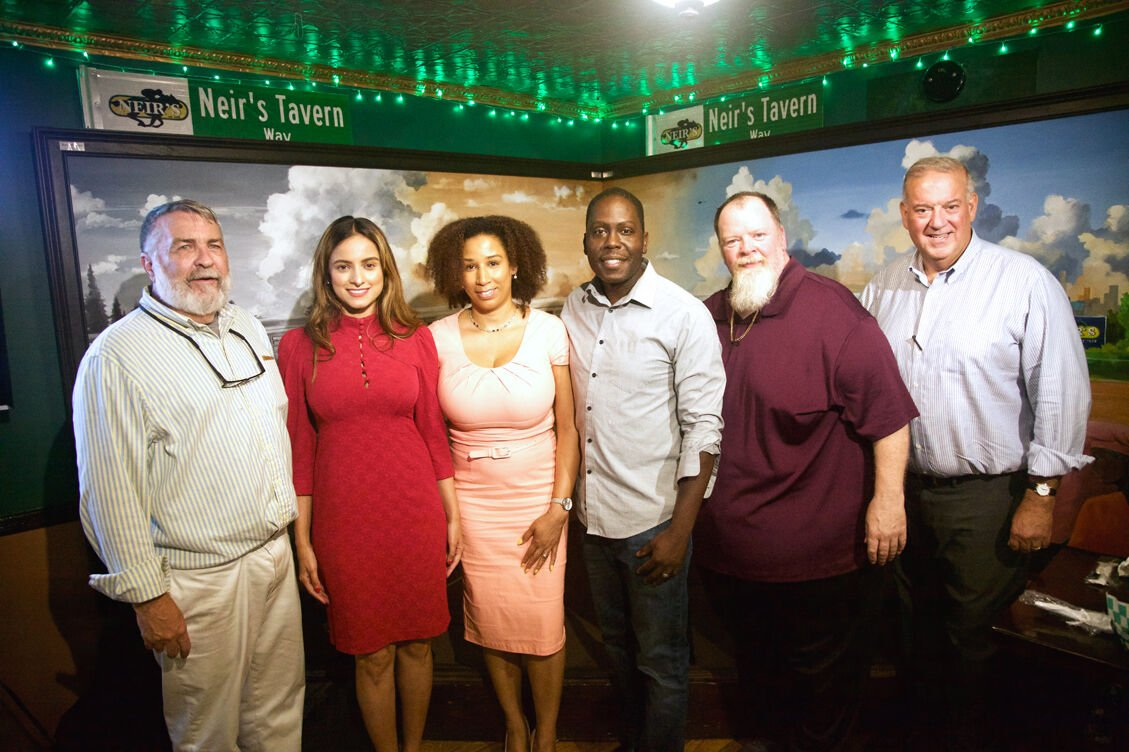 Neir's mural presents history in living color 2