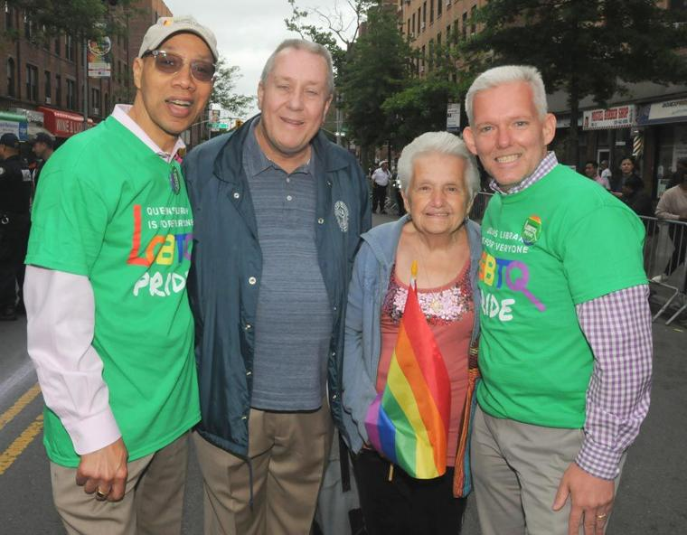Beaming with Pride in Jackson Heights 10