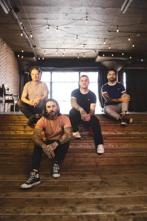 Bayside gets heavy and deep on 'Interrobang' 2