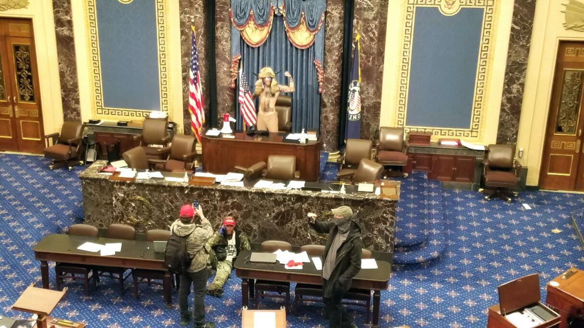 Inside the Capitol riot: 'I texted my family that I love them'