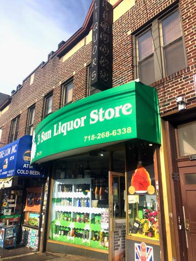 Liquor stores stay open during crisis 1