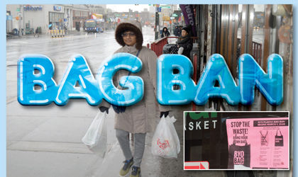 Stores and shoppers prepare for bag ban 2