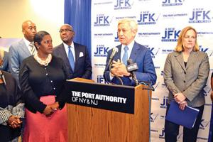 PA unveils 'historic' JFK jobs initiative 1