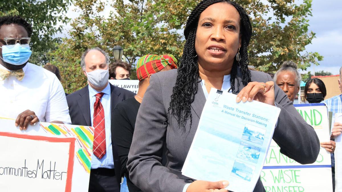 NYPLI, Riverkeeper file waste complaint 2