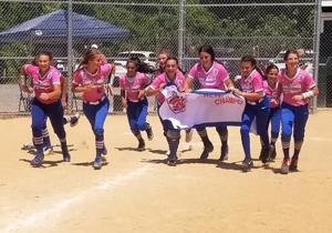 Little League softball state champs! 2