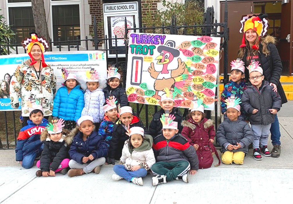 Latest Fall Happenings at PS97Q, The Forest Park School 1