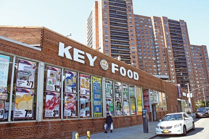 Construction stalling at old Key Food site 2