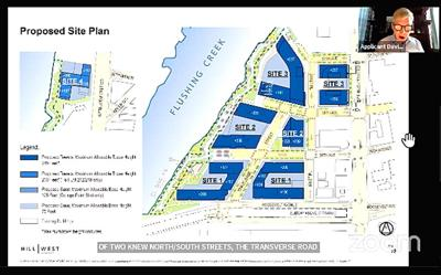 Hundreds weigh in on Flushing rezoning plan 1
