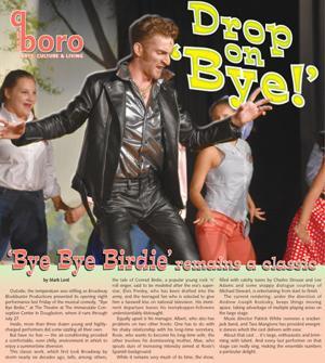 'Bye Bye Birdie' takes flight in Douglaston 1