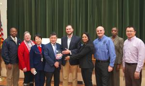 Flushing senior center wins 1