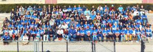 Martin Van Buren High School end of year school activities 1