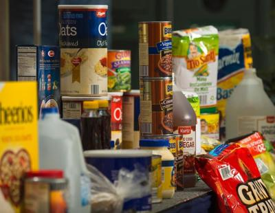 Pantry funds may not be enough 1