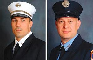 FDNY honors Queens heroes on Medal Day 1