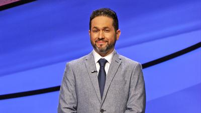 Contestant on game show wins $14,400 1