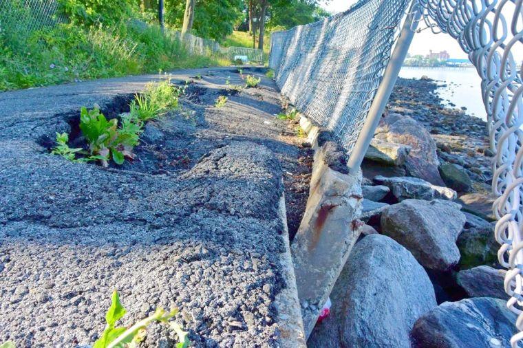 MacNeil seawall work set for 2015 1