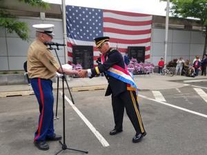 Howard Beach pays homage to veterans 1