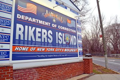 Bill would ban triple shifts at Rikers jails 1