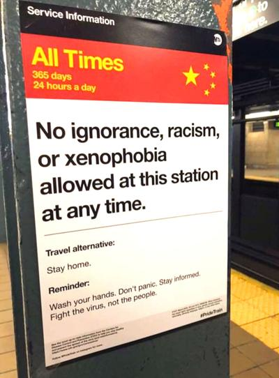 No surprise: Asian hate crime on the rise 1