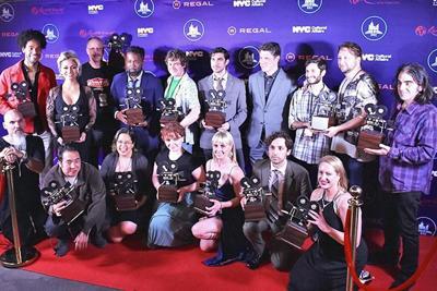 Festival of Cinema fetes filmmakers 1