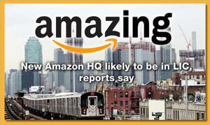 Amazon HQ2 to Long Island City? 1