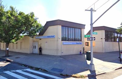 Ozone Park Library to be a vaccine site 1