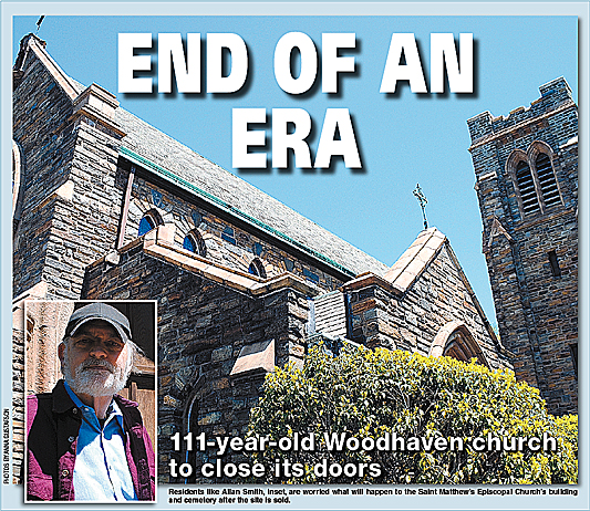 Historic Woodhaven church to close
