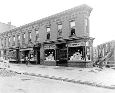 Jackson Ave. and its namesake 1