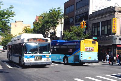 City expanding bus priorities in Queens 1