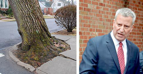 City gives residents relief on sidewalks 2