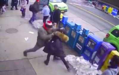 Alleged racist attacker indicted by grand jury 1