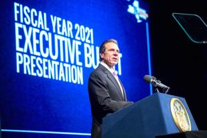 Cuomo's budget is $6 billion short 1