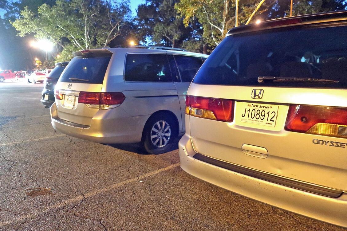 Sheriff's deputies target fake license plates 1