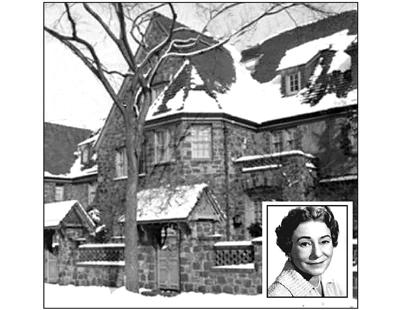Thelma Ritter, six-time Oscar nom, lived in Forest Hills 1