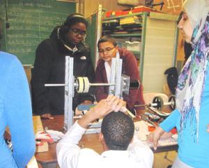 Recent activities at Martin Van Buren High School 2