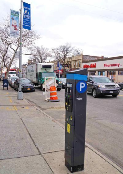 DOT not extending parking meter times 1