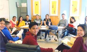 Pan American International High School Happenings 2