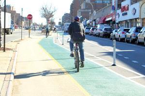 $1.7B bike and bus lane plan moves on 1