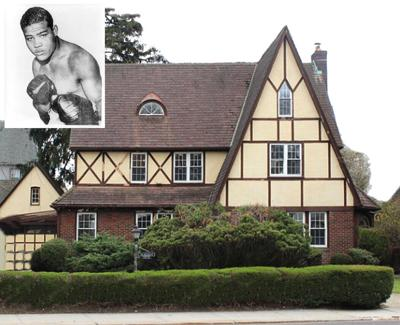 Boxing great Joe Louis once called Addisleigh home 1