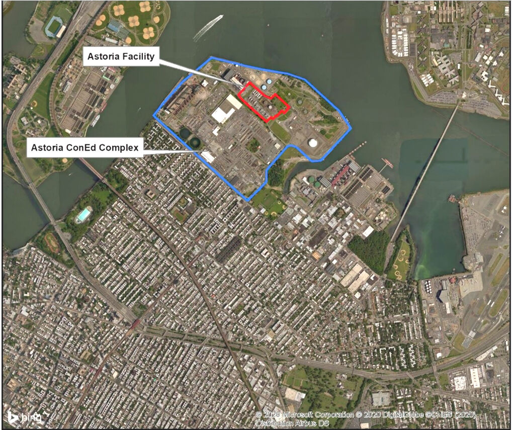 Mayor opposes NRG conversion in Astoria 2
