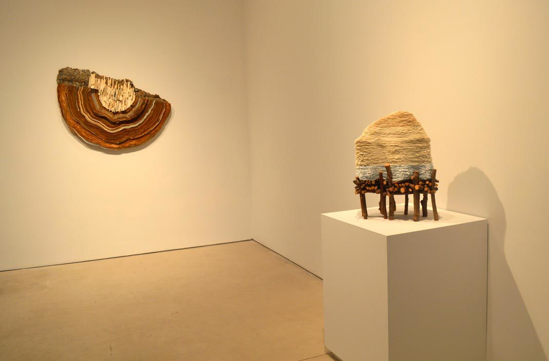 Environmentally conscious art at the Dorsky 2