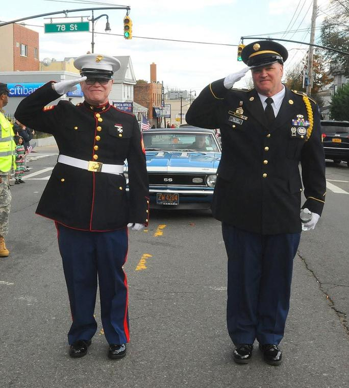 Middle Village honors those who served 6
