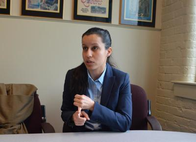Caban discusses vision for DA's office 1