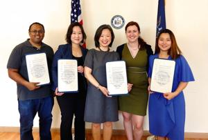 AAPI Heritage Month honorees 1
