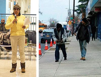 Jamaica Hills woman rips homeless 'gang' 1
