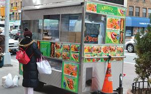 Food carts to soon get letter grades 1