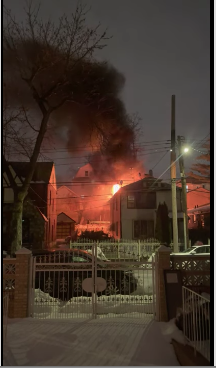 Two killed in East Flushing fire