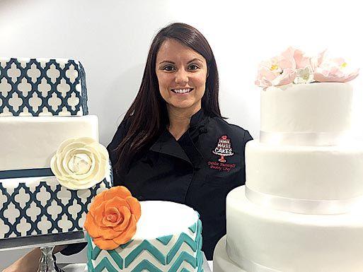 MidVille woman to go to war — a cake war 1
