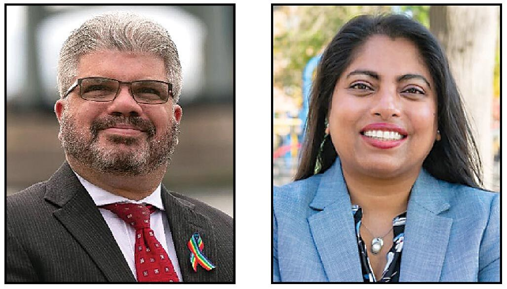 LGBTQ rights at heart of court race 1
