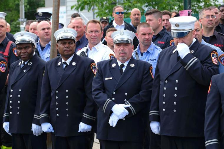 Fire chief's return 3