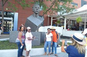 USTA honors Althea Gibson with statue 1